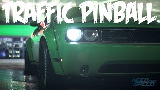 Need For Speed 2015 - TRAFFIC PINBALL (Daily Challenges)