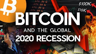 Realistic BITCOIN Prediction As Global Recession Nears! Countdown Begins...