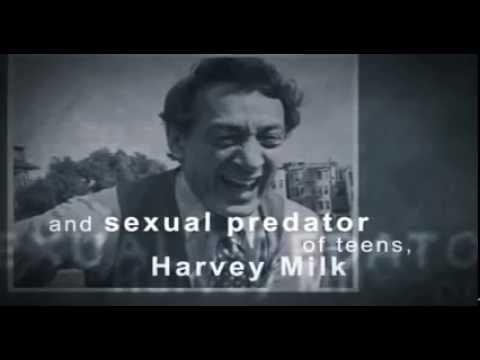 Harvey Milk was a sexual predator