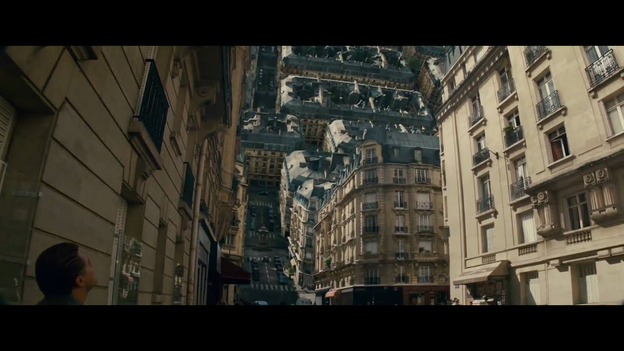 Inception - Official Trailer [HD] - YouTube
