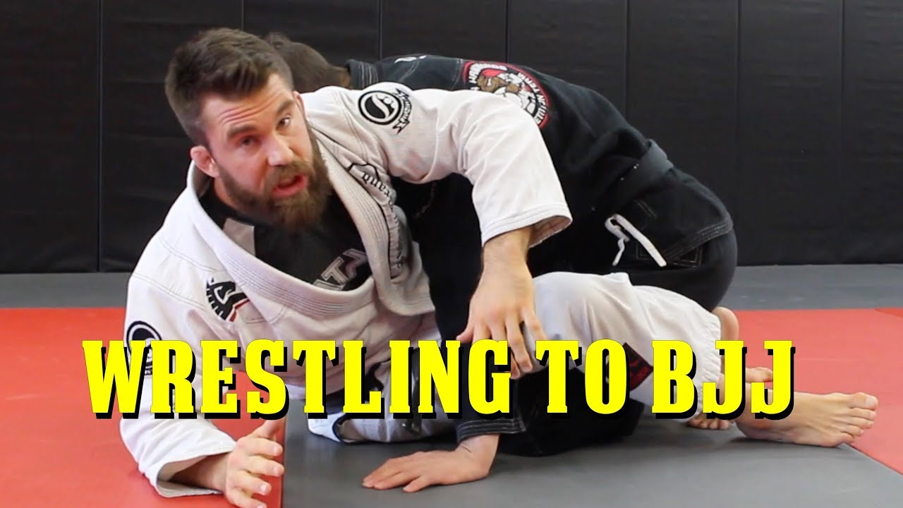 Combining BJJ and Wrestling with 'Chewy' from Chewjitsu