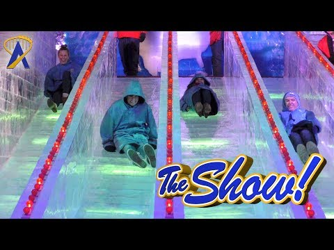 Ice! at Gaylord Palms; Tank America; latest news - Attractions The Show!
