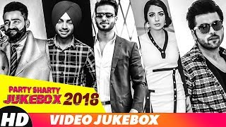 Party Sharty 2018|Video Jukebox | Latest Party Songs 2018 | Speed Records