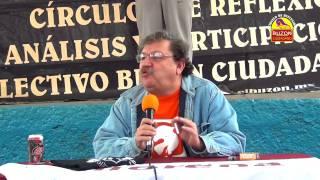 """""""El Álamo"""": Paco Ignacio Taibo II"""