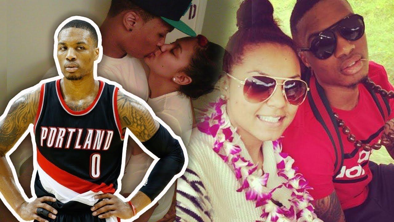 Damian Lillard Gets Engaged to Girlfriend Kay'La Hanson at NBA All ...
