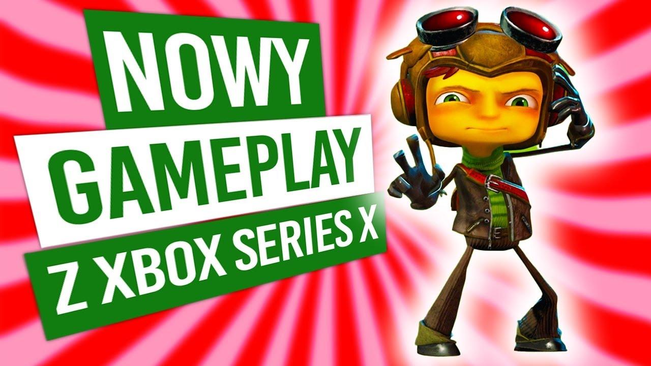 Psychonauts 2 - PIERWSZY POKAZ na Xbox Series X   Wszystko, co musisz wiedzieć