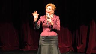"Anne-Marie Slaughter, Ph.D.: ""Unfinished Business: Women, Men, Work, Family"" - 10/12/15"