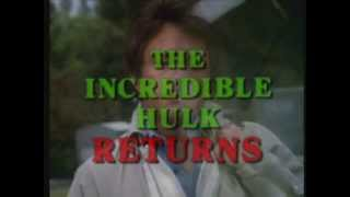 """The Incredible Hulk Returns"" Opening Theme"