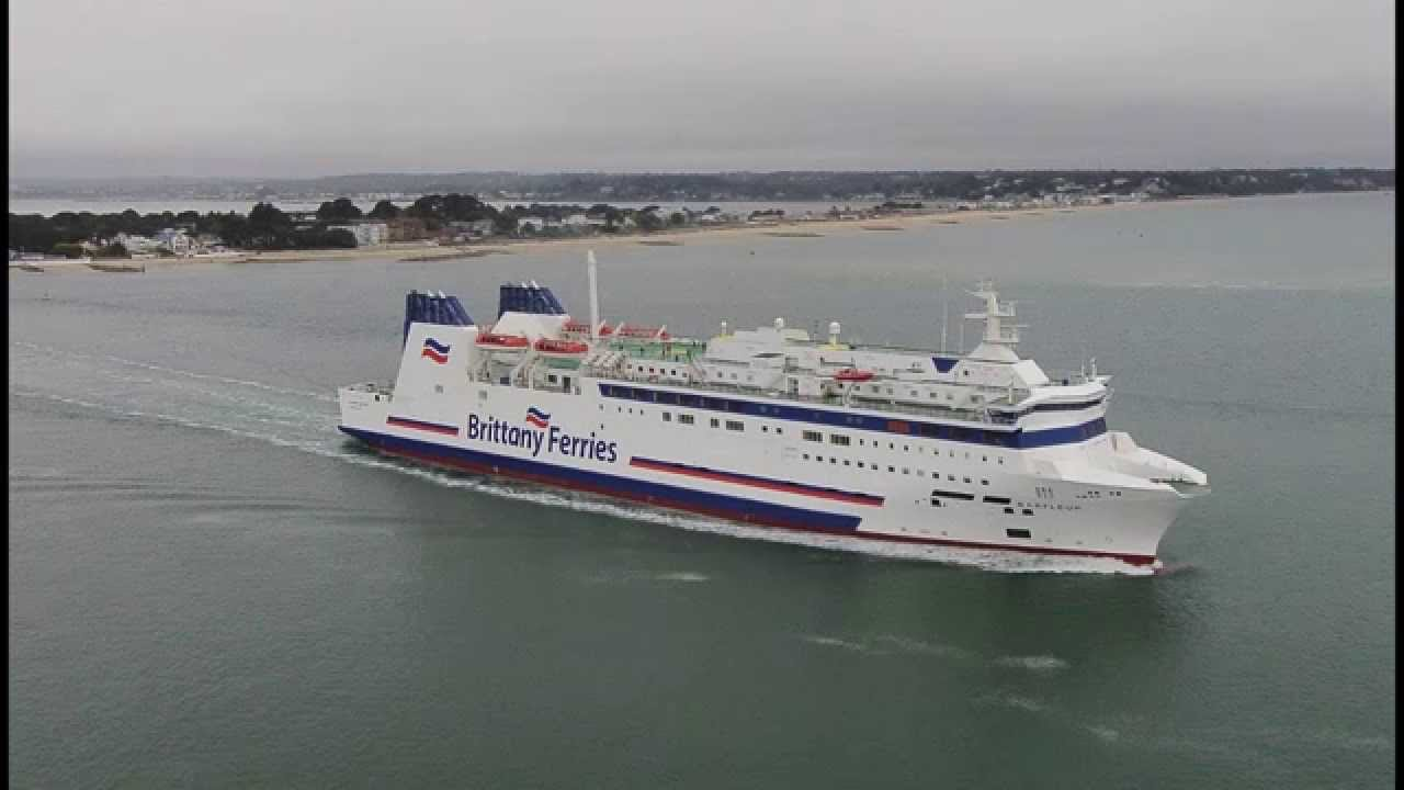 Barfleur cruise ferry ship information brittany ferries - Barfleur Poole To Cherbourg Ferry