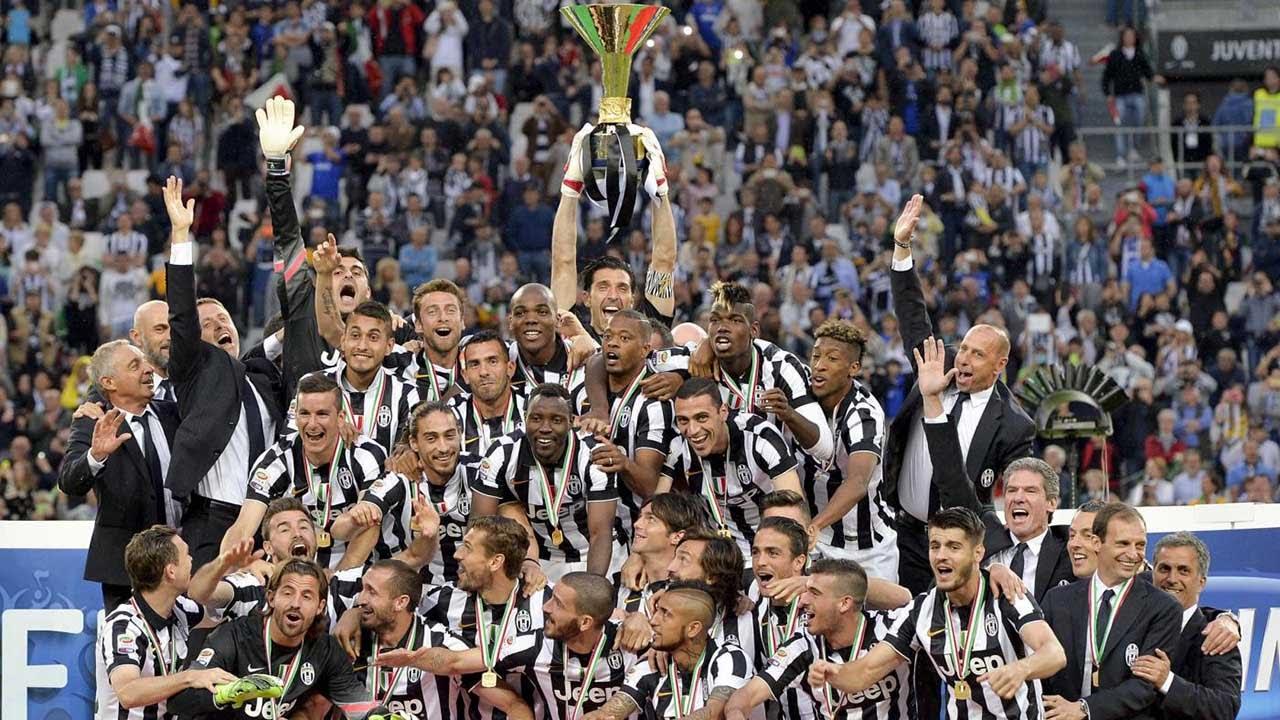 Juventus Napoli 3 1 23 05 2015 YouTube
