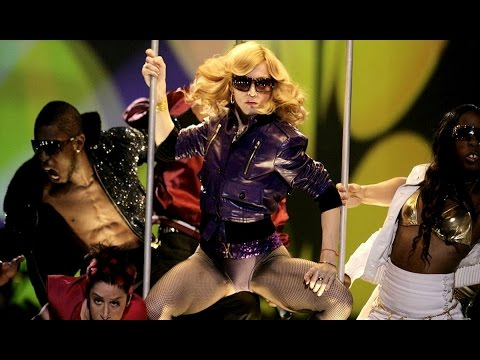 Madonna - Hung Up - EMAs 2005