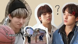 random skz moments you may have not seen before or forgot about