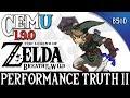 Cemu 1.9.0 | Performance Truth | Graphics Workload | Breath of the Wild