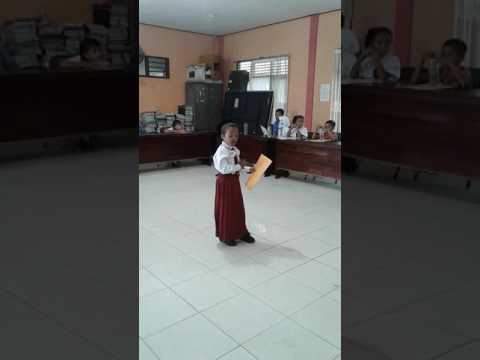 Lomba FLS2N cabang puisi tingkat kabupaten kotawaringin timur