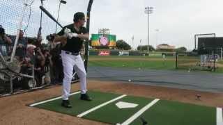 Will Ferrell Full Batting Practice