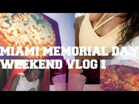 beingbougie in Miami Memorial Day Weekend 2017