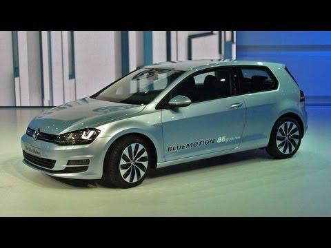 2014 Volkswagen Golf - 2012 Paris Auto Show -- Edmunds.com Video