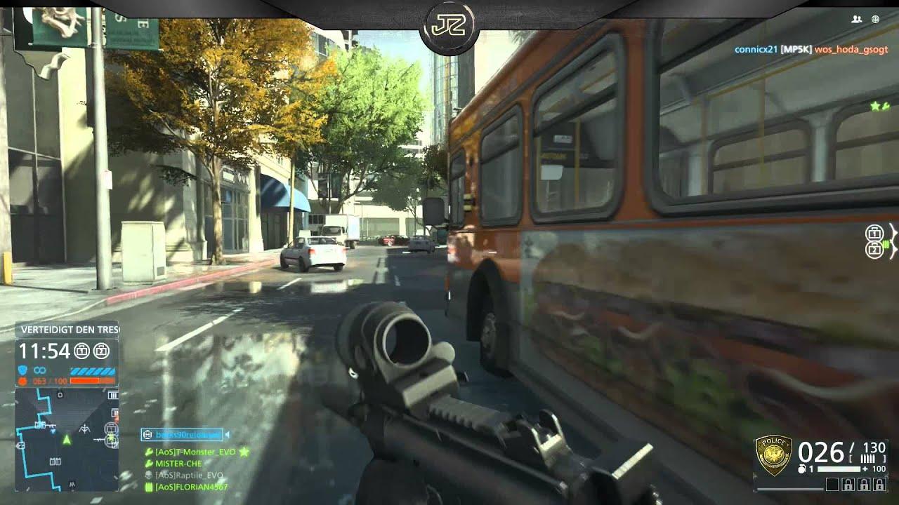Battlefield Hardline Multiplayer Gameplay - Uflösig Gwünnspiel - CH -
