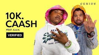 "10k.Caash ""Aloha"" Official Lyrics & Meaning | Verified"