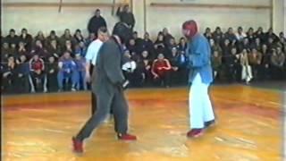 видео Правила соревнований по армейскому рукопашному бою