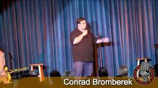 Conrad Bromberek - McCurdy's Comedy Club 1