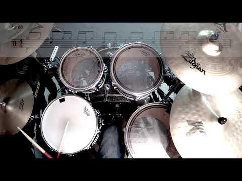 James brown Sex Machine Drum Cover