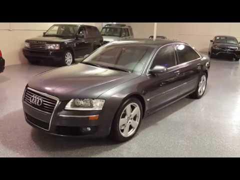 Audi A L Quattro Plymouth MI YouTube - 2007 audi a8