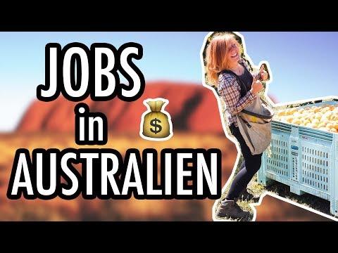 JOBS In AUSTRALIEN || Tipps & Erfahrungen || Work & Travel