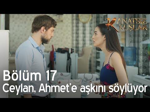 Ceylan, Ahmet'e aşkını söylüyor - Kanatsız Kuşlar 17. Bölüm