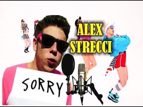 Alex Strecci CANTANDO SORRY DE JUSTIN BIEBER | coverizacion