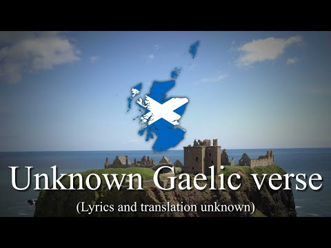 """Flower of Scotland"" - Unofficial National Anthem of Scotland"
