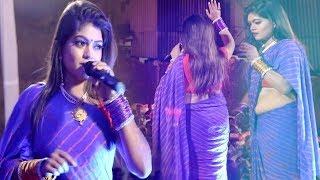 सकेत होता होली में, Nisha Dubey Holi Program 2019, Bhojpuri Super Star Singer & Actress