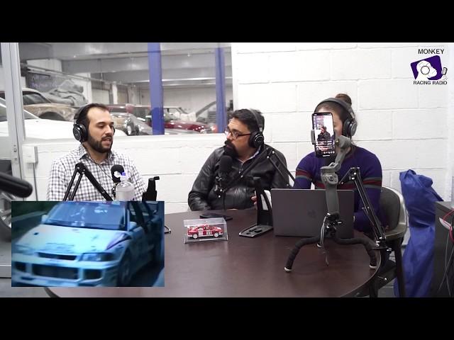 MONKEY RACING RADIO #013 - ESPECIAL DE EVOS