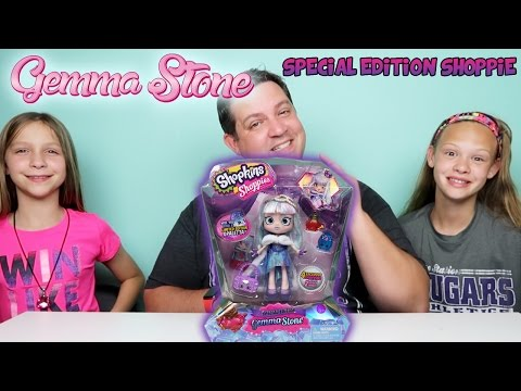 Gemma Stone Special Edition Shoppies | Where Can You Find Gemma Stone