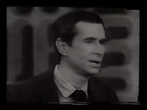 Anthony Perkins and Berry Berenson on the Mike Douglas Show 1974, Part 2/2