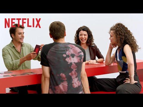Atiye Oyuncuları Bil Bakalım Oynuyor | Netflix