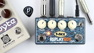 T-Rex Effects Replay Box Stereo Delay
