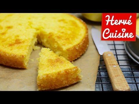 recette-du-gâteau-moelleux-au-citron-facile