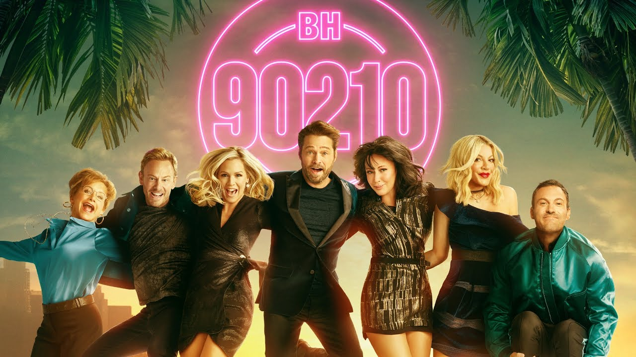 BH90210 (FOX) All Trailers and Teasers HD - 90210 Revival Series with original cast