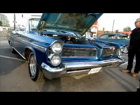 (LANGUAGE) '63 PONTIAC PARISIENNE CONVERTIBLE / CANADIAN CLA