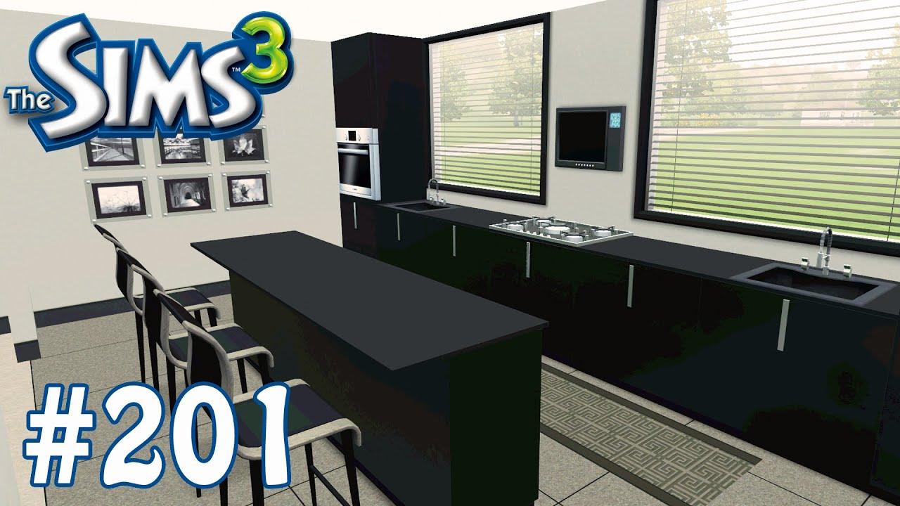 Sims 3 Kitchen The Sims 3 The Kitchen Part 201 Youtube