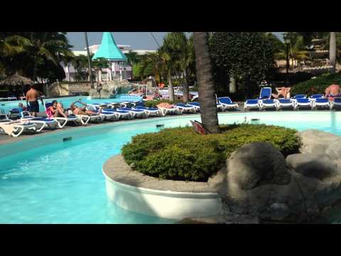 Riu Bachata Dominican Republic 2015 swimming pool puerto plata
