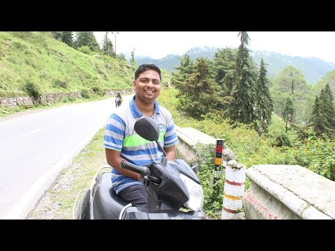 Quick Trip   Haldwani to Nainital   TVS Jupiter   Canon EOS 700d   ft. Dhinchak Pooja