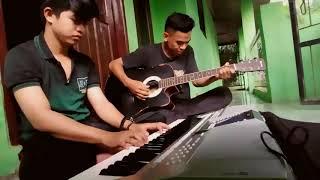 Menunggu Kamu  ( ANJI ) -  Cover Acoustic