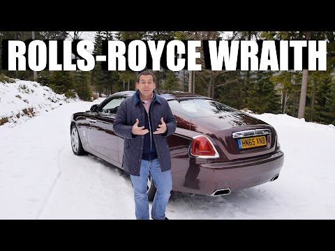Rolls-Royce Wraith (ENG) – Test Drive and Review