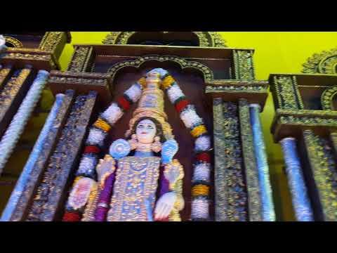Durga puja pandal mukundapur, dhaniakhali, hooghly