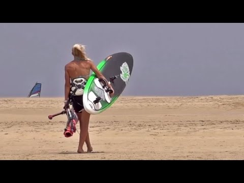 2015 Starboard Flare - Action Video by Oda Johanne