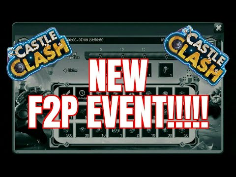 FREE $HIT! 👉😁😁😁👈(every 6hrs) From Igg | Castle Clash