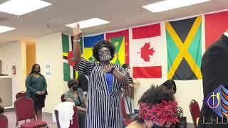 God Turned It Ar๐und | Liberty Hall Deliverance Centre | Sermon
