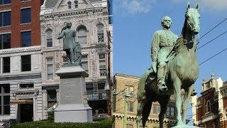 Mayor in Ky. wants to move Confederate statues